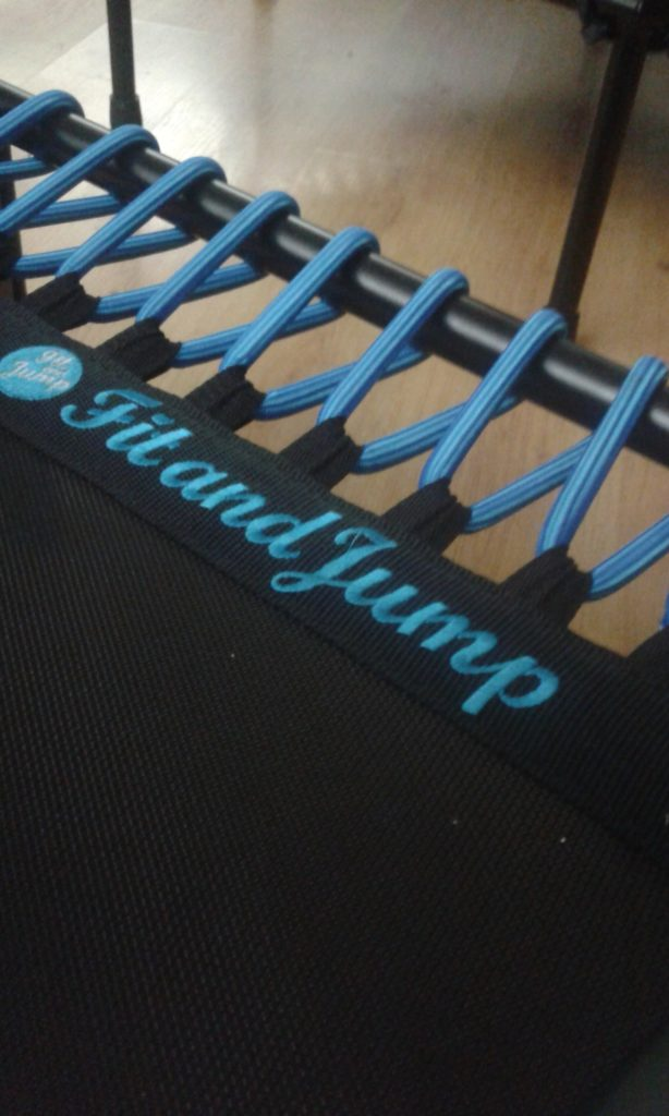 trampoliny fitness