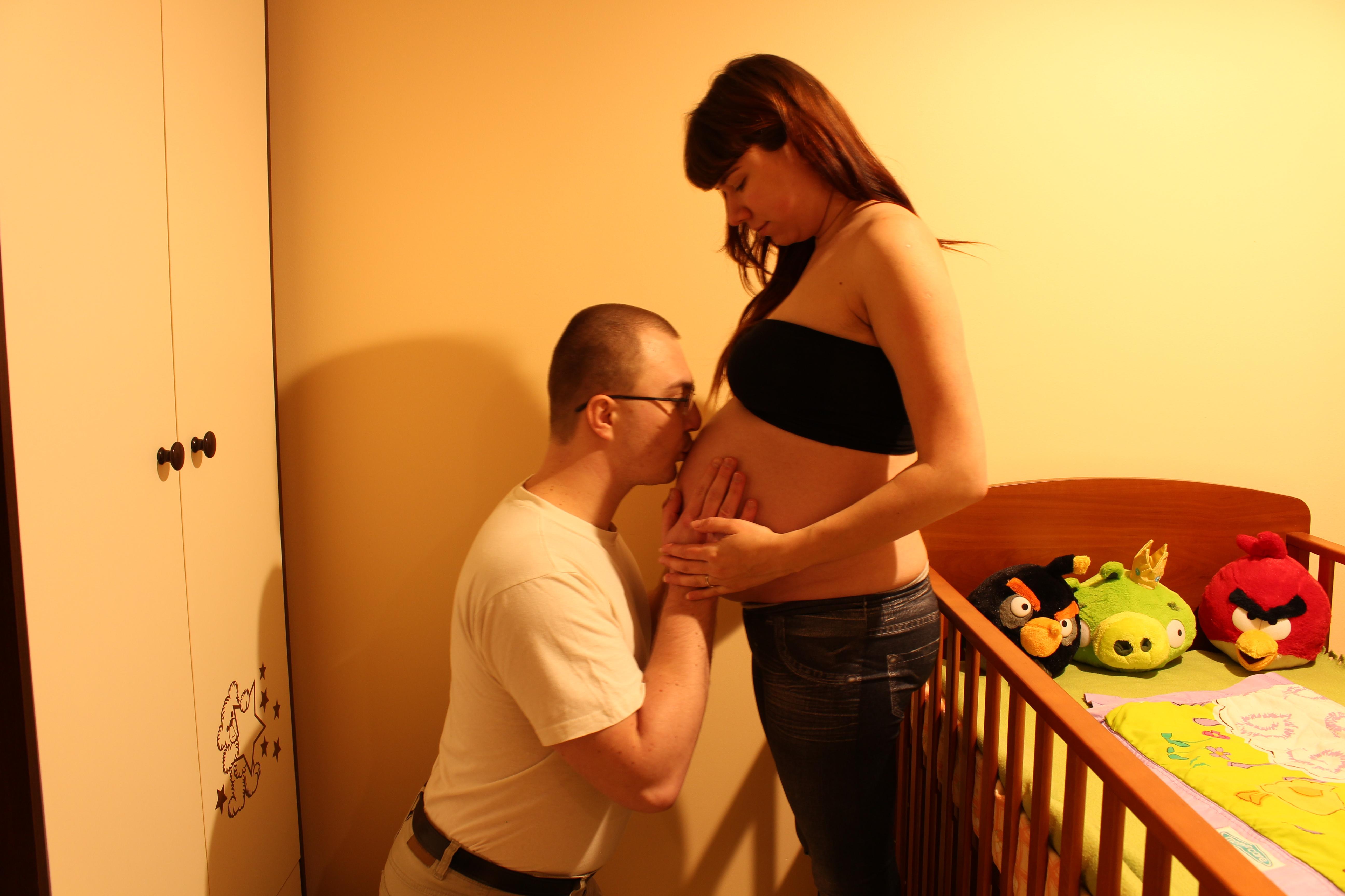 ostatni dzień ciąży