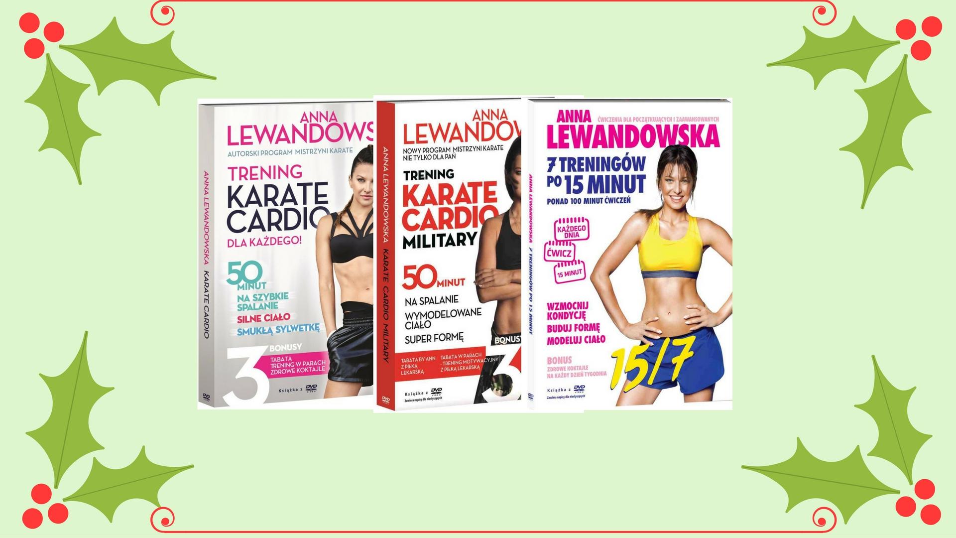 dvd Ani Lewandowskiej